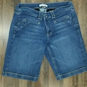 White House Black Market jean shorts